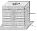 FIG. 1 is a perspective view of an embodiment of a heat exchanger.