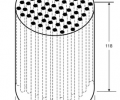 Controlled porosity in electrodes