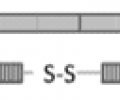 Figure 2: Peptide monomers (grey boxes) are linked by disulfide bonds in cysteine residues to form oligopeptides (bottom). Peptide monomers have cysteine residues at the N- and C-terminal amino acids.