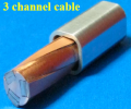 Three Channel Cable