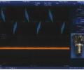 Figure 1-2: 9W, 3 LED input output voltage/current waveform.