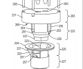 Apical insert assembly (exploded view)