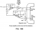 FIGS. 18A through 18C illustrate schematic representations of embodiments of a power amplifier that can be used when practicing embodiments of a fast tool servo;