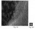 FIGS. 5A-5D are TEM photomicrographs illustrating various particles formed using ex situ techniques, according to one embodiment of the invention;