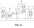 FIG. 3A is a schematic diagram of an alternate embodiment of a PV power converter circuit having a series buffer block (SBB) architecture;