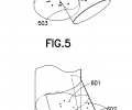 FIG. 5 is a schematic representation of the data search points for a Uniform Surface Density search;  FIG. 6 is a schematic representation of the data search points for a Best Cone Search;