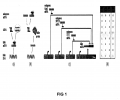 FIG. 1 RNAi logic circuit-based approach. (a-b) Killer protein (e.g. Bax and Bak [3, 29-32]) expression depends on levels of endogenous marker mRNA as mediated by siRNA interactions. (c) For the 3-input AND gate, the endogenous levels of Gata3, NPY1R and TFF1 all need to be high in order to titrate away the three engineered siRNAs and allow expression of the killer protein. (d) Truth table showing how the AND gate operation, i.e. killer protein expression, depends on the presence of all three biomarkers.
