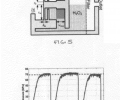 FIG. 5 is a cross-sectional view of another embodiment of the invention in which the air chamber is open to the air.  FIG. 6 is a graph of pressure versus time showing experimental results using the embodiment in FIG. 5.