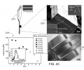 FIG. 23 is a schematic diagram of a rectangular fiber preform.