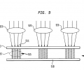 FIG. 9 is a side-view depiction of a solar-electrical generator utilizing a plurality of lens structures as a plurality of solar concentrators and a single solar thermoelectric generator having grouped converters, consistent with some embodiments of the present invention